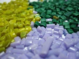 вторичная полимерная гранула