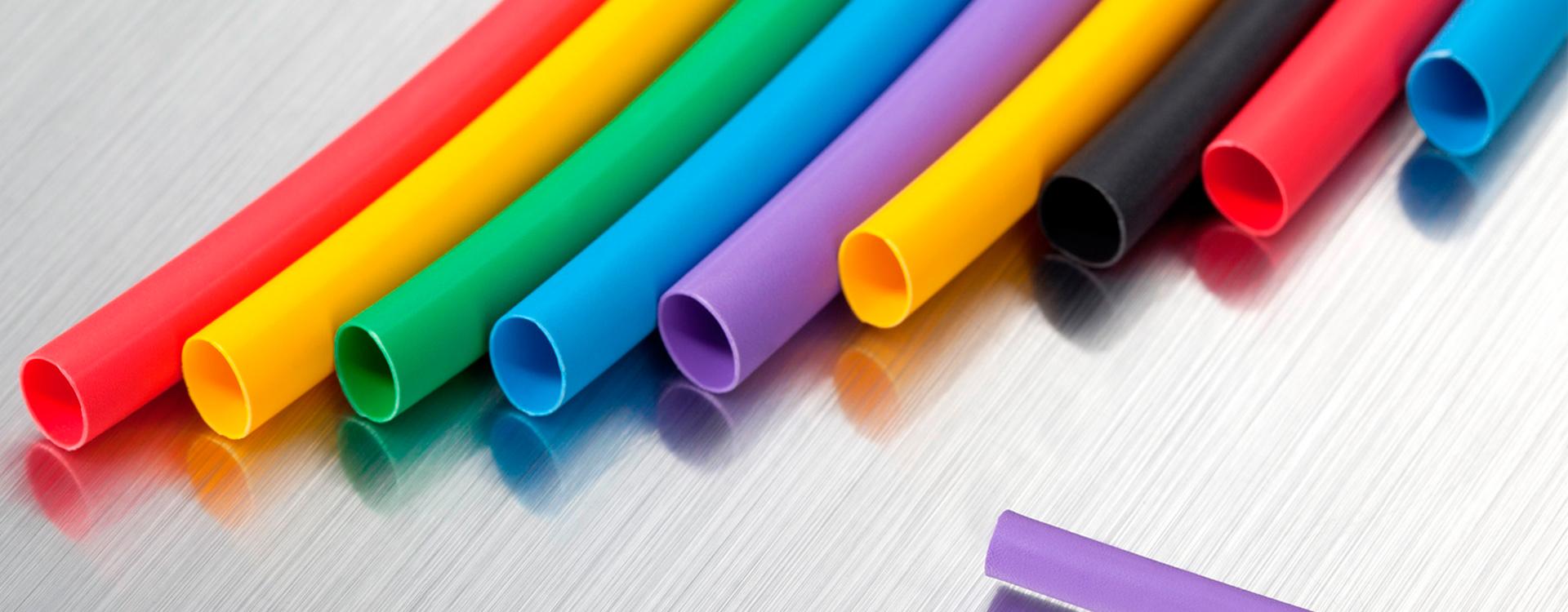 Термоусадочные трубки для кабельной продукции - распространенное применение термопленки картинка